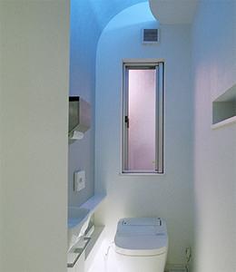 オンリーワンデザイントイレ