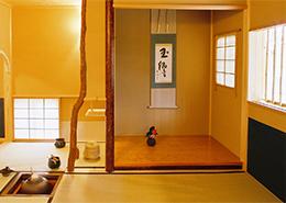 ⾵情ある和室デザイン
